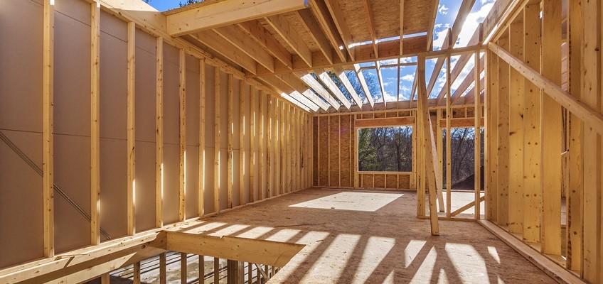Costruzione di edifici in legno con pareti a telai a lecco for Fondazioni per case in legno