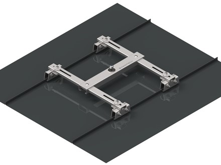 END AND CORNER CABLE BRACKET AIO-FALZ-45